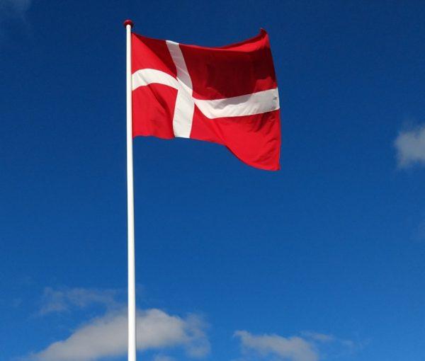 Billig flagstang fra J.O. Flagstænger